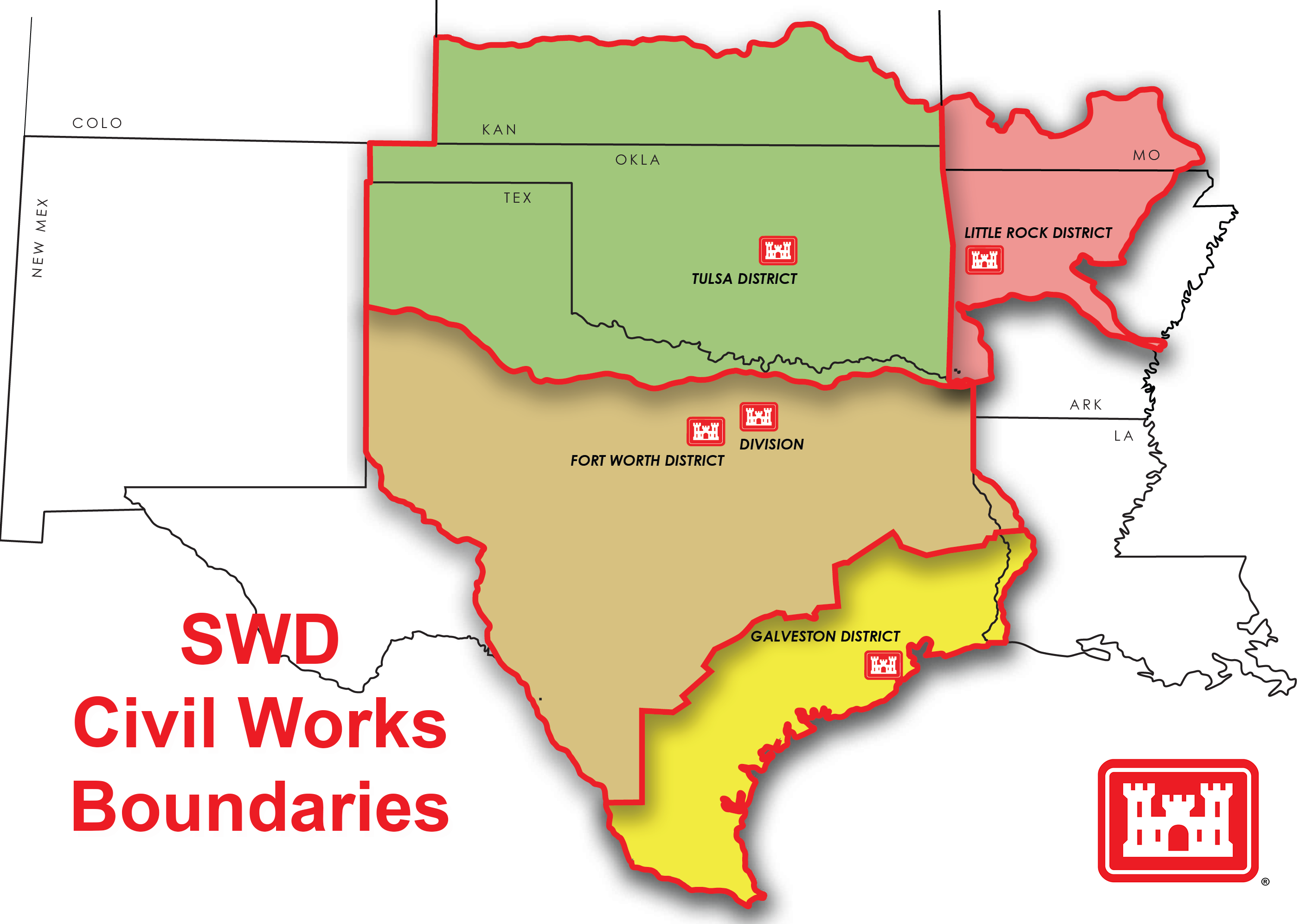 About the Southwestern Division