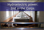 hyrdroelectric power  factoid